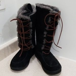 Ugg women's Australian leather & sheepskin boots